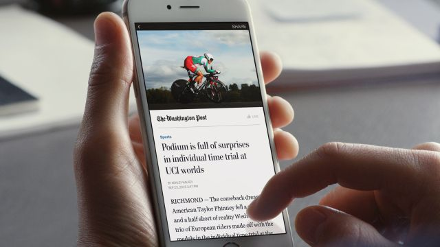 Facebook Media | 17.02.2016 | Opening Up Instant Articles to All Publishers. On April 12th at Facebook's F8 conference, we will be opening up the Instant Articles program to all publishers—of any size, anywhere in the world.