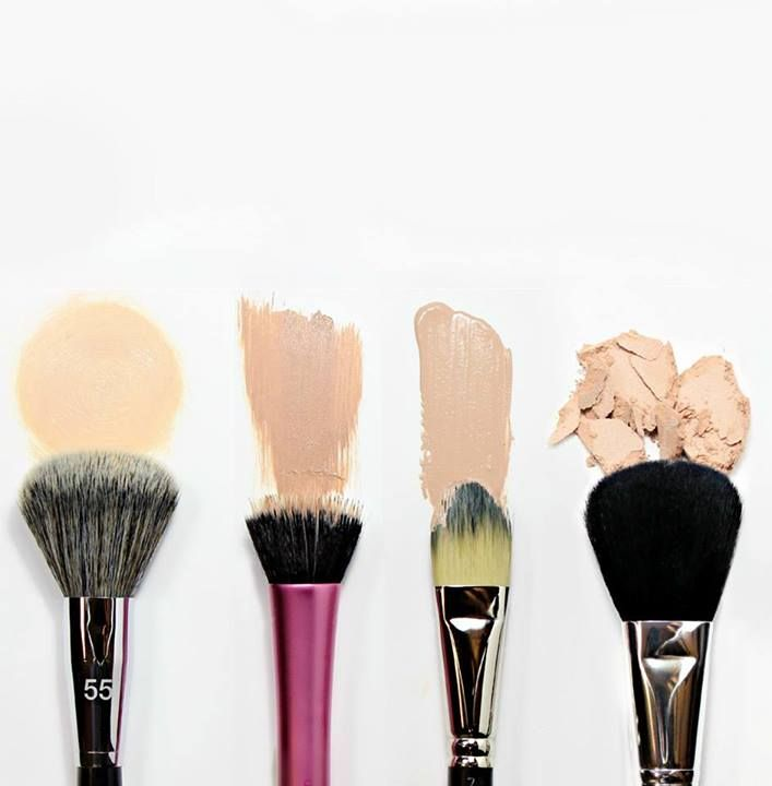 All About Foundation Brushes