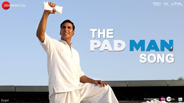 The Padman Song is sung by Mika Singh & additional vocals are from Pragati Joshi, Deepti Rege & Mayuri Kudalkar.