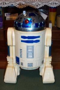 Radio-controlled R2D2; had this the year it came out! '77?  '78?