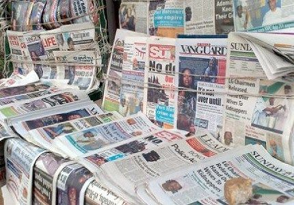 Latest Nigerian Newspapers Review For Today 24th September 2016