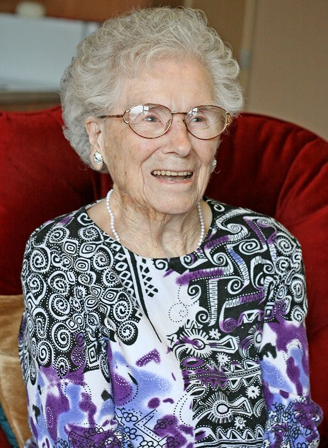 Edith King celebrated her 108th birthday on Friday at Stanford Place in Parksville.