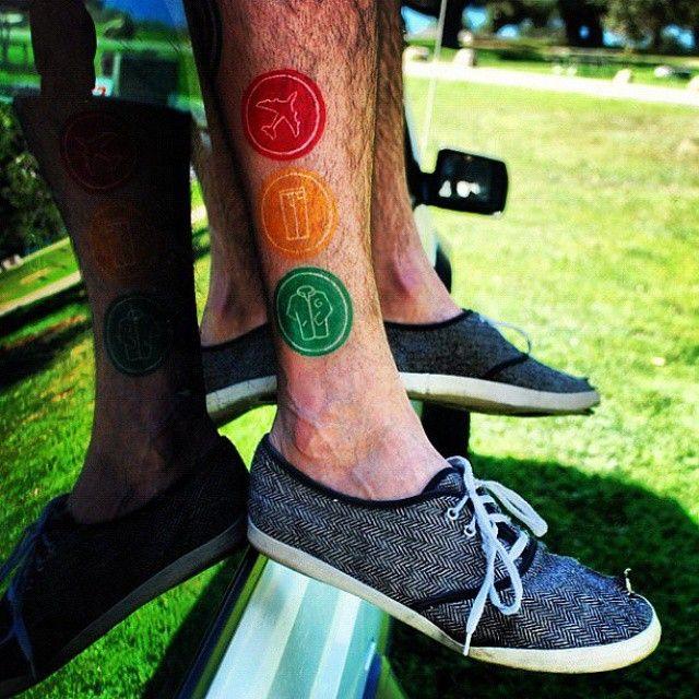 #Blink182 #tattoos