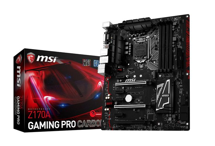 MSI Z170A Gaming Pro Carbon Motherboard Review – Mining Performance  #MSI #MSIZ170A #GammingPROCarbon #Z170A #6xGPU #7xGPU #GPUmining #MiningMotherboard #AsRock #H81PROBTC #Motherboard #Review #Ethereum #Monero #ZCash #Bitcoin