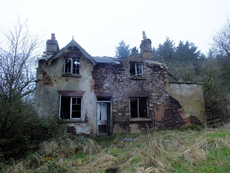 Abandoned farm houses in the Forest of Dean - Derelict Places