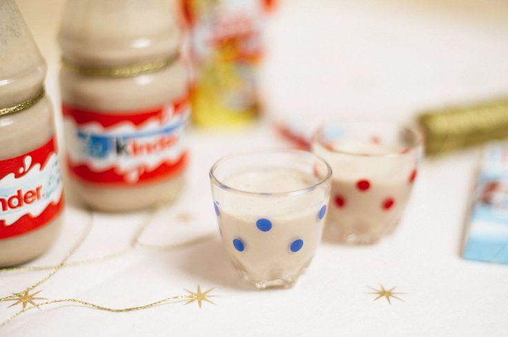 Kinderschokoladen Likör aus Kinderriegel / Kinderschokolade - total einfach gemacht und ein perfektes Geschenk aus der Küche!