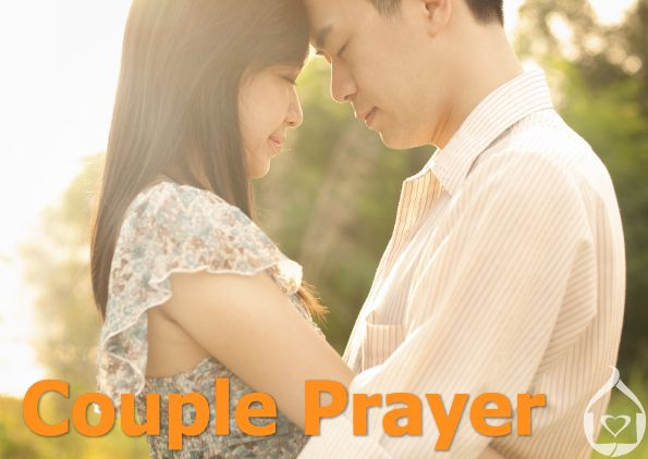 Couple Prayer | For couples, one way to embrace a Year of Grace is to pray together as a couple. Based in the Sacrament of Matrimony, couple prayer is different to community prayer; it recognises that our intimacy and trust as a couple is directly related to our marital holiness.