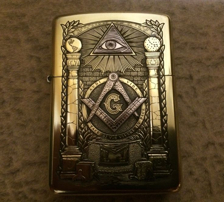 Zippo Masonic