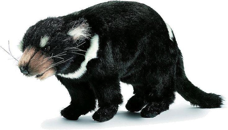 Tasmaanse duivel knuffels 33 cm