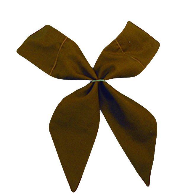 Solid Brown Neck Wrap / Neck Ties. Buy online at Kerchiller