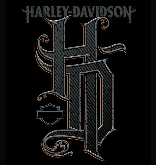 HARLEY-DAVIDSON by SOUP//GROUP Inc., via Behance                                                                                                                                                                                 More