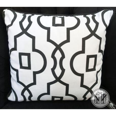 Poduszka GLAMOUR / Dekoracyjne poduszki / Tekstylia / Produkty - La Nostalgie - 90 PLN