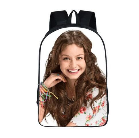 New Gifts Backpack For Teenagers Girls Soy Luna Children School Bags Backpack Cartoon Kids Book Bag Young Women Backpacks