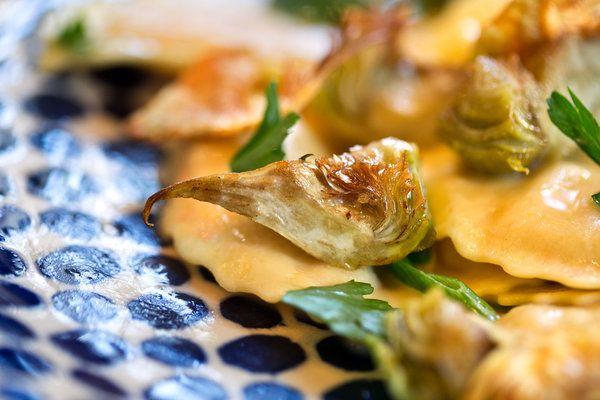 Hungry City - Giovanni Rana Pastificio & Cucina in Chelsea Market - NYTimes.com