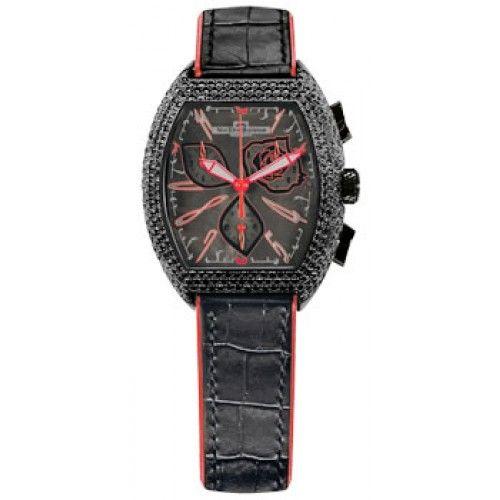 VAN DER BAUWEDE 34 X 41.8 MM BLACK SHADOW XS QUARTZ 12795  For more details follow this link: http://www.luxurysouq.com/luxurysouq/Van-Der-Bauwede-34X41.8%20mm-Black-Shadow-XS-Quartz-12795