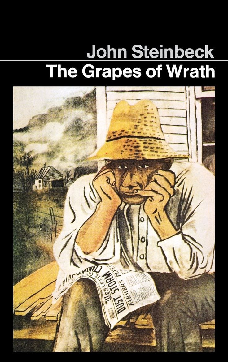steinbeck grapes of wrath April 16, 1939 john steinbeck's new novel brims with anger and pity by peter monro jack the grapes of wrath by john steinbeck here are a few novelists writing as.