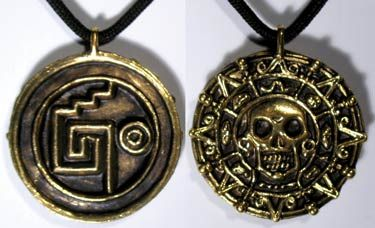 Pirates Medallion