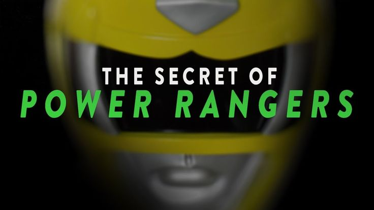 Power Rangers: Secret History to the Magic