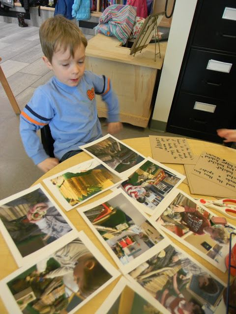Involving children in the documentation process allows them to revisit learning.