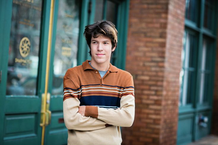So here we are. My youngest child is a senior. Lucky for me he agreed to go out for a little senior photo session with my dear friend and talented photographer, Margie. As with my daughter's senior session back in 2013, I gave no direction on what he should wear or how he should style his hair. I really just ... Read More