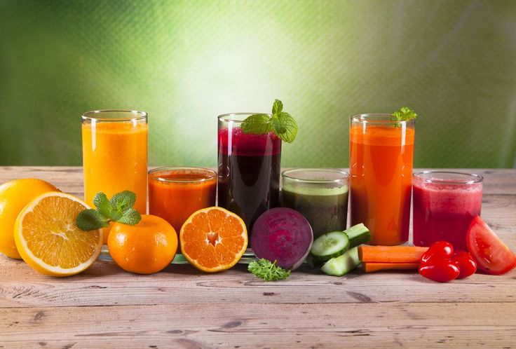 5 Juicing Recipes for Energy