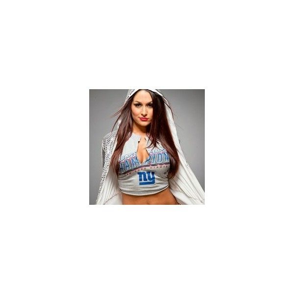 The Bella Twins ❤ liked on Polyvore featuring nikki bella, the bella twins and wwe