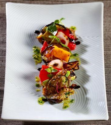 Mαριναρισμένα ψητά λαχανικά | Γιάννης Λουκάκος