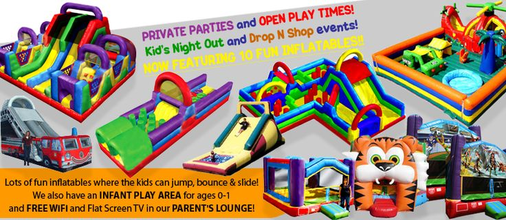 Awesome Inflatables Bounce House Things that bounce