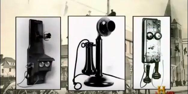 Maravillas Modernas: #teléfonos. http://www.documentalesgratis.es/maravillas-modernas-telefonos/?utm_campaign=crowdfire&utm_content=crowdfire&utm_medium=social&utm_source=pinterest