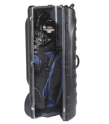 Golf Travel Bags The Vault Hard Case Travel Bag