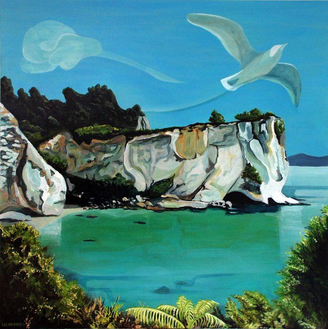 Stingray Bay  by Guy Harkness