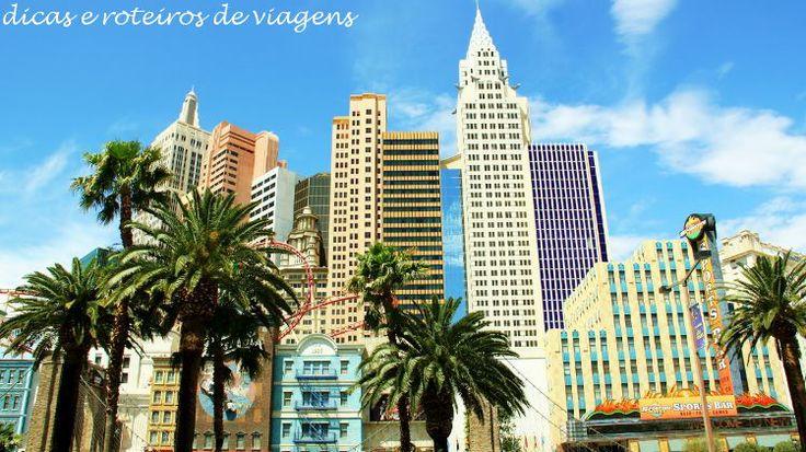 Roteiro de 4 dias em Las Vegas: balada e pool party, centro e Strip, roda gigante ou montanha russa, cassino ou compras.