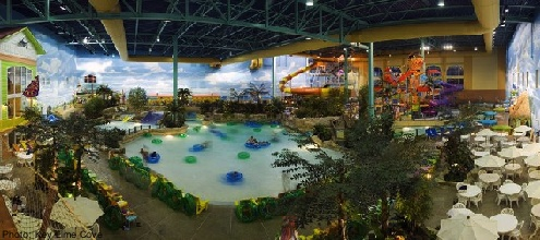 Key Lime Cove (Gurnee, IL) took the kids there! Just this pass week! Loved it! 2014