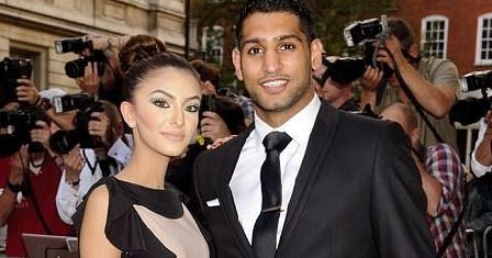 'I've decided it's time to put our differences behind us, and start afresh' - Amir Khan's estranged wife announces they are back together