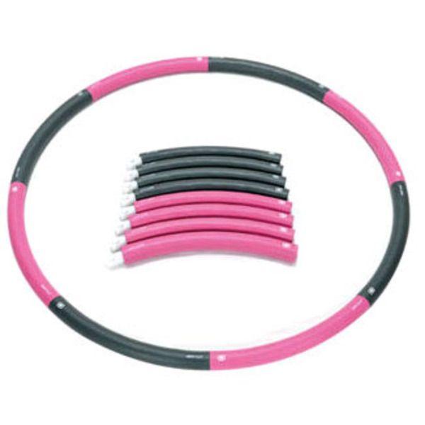 WH-030 - PINK розово/серый Обруч разборн (10)