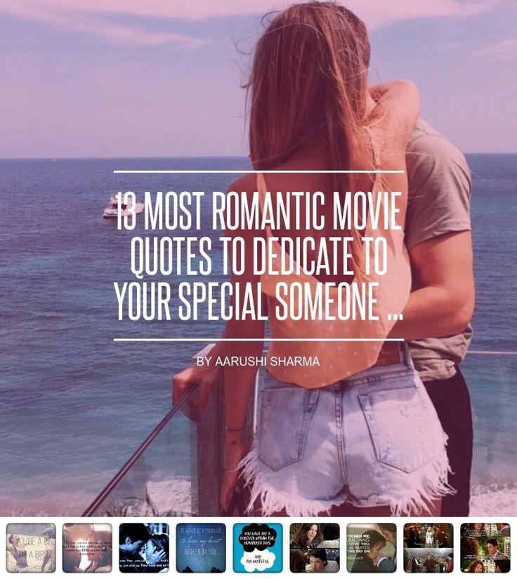 25+ Best Romantic Movie Quotes On Pinterest
