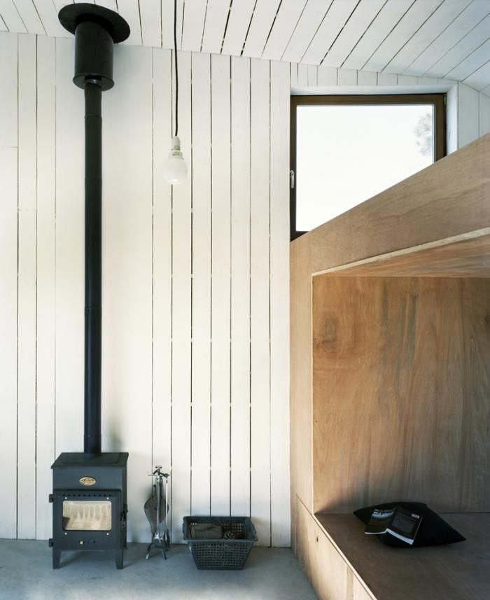 The World Is His Oyster: A Modern Fishing Shack by the Sea : Remodelista
