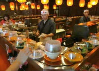 Kyodai Rotating Sushi Bar, Towson