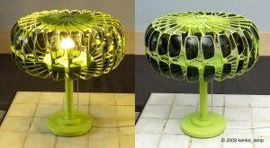 Lamp 52. Лампа из серии настольных ламп для компании #RUSOMANIA, #lamp, #light, #interior