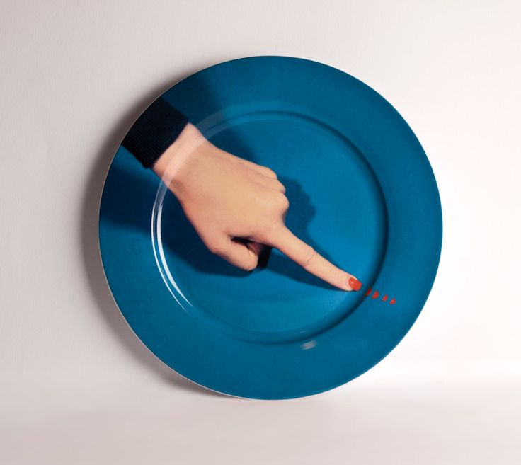 New plats collection by Seletti | Tododesign by Arq4design