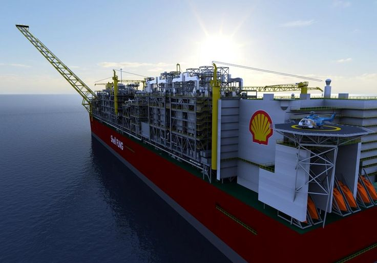 VIDEO: Shell's Prelude FLNG nears completion | Offshore Energy Today