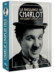 Naissance de Charlot - The Essanay Comedies 1915 - L'Intégrale