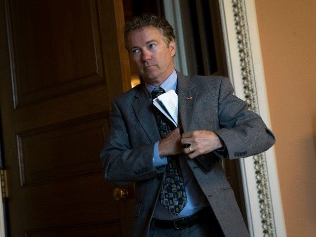 Exclusive--Sen. Rand Paul: Hillary Clinton 'Has Significant Health Problems'
