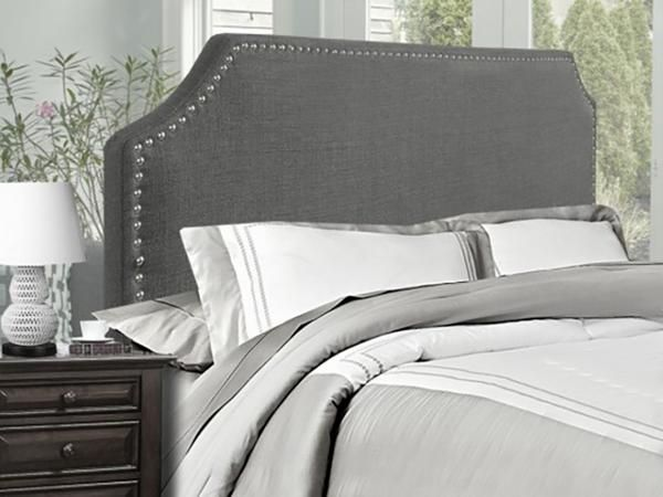 Florence Upholstered Headboard  #www.craftmansfurniture.ca #furniture #furnituredesign #interiordesign #interiors #furnishing #couches #sofas #bedroomset #diningtable #rugs #coffeetables #canvas #endtables #accessories #accentchairs #canadianmade #solidwood #barstools #mirrors #heartlandtowncentre #handmade #mississauga #contemporaryart #bedroomdecor #homedecor #modernfurniture