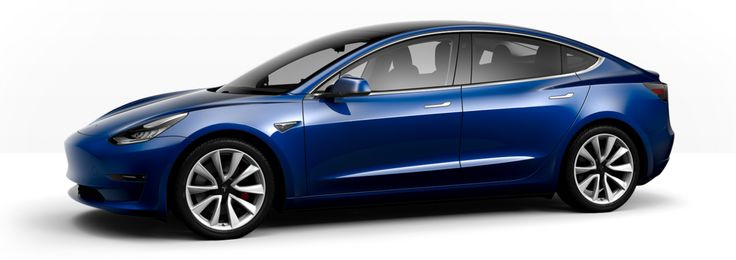 Tesla's Model 3 Arrives With a Surprise 310-Mile Range - Bloomberg
