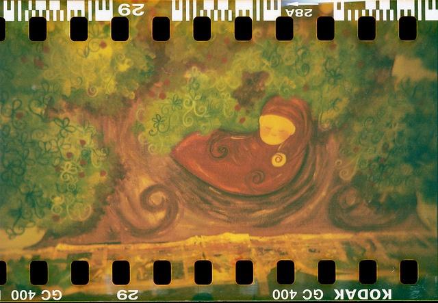 Lomography is born, again! http://www.flickr.com/photos/kinzica/4598080874/in/photostream/