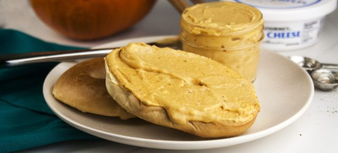 Pumpkin Spice Cream Cheese | Follow Your Heart