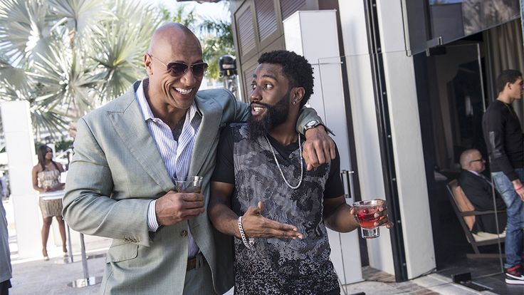 """The show had some strong moments, and overall I enjoyed it. Weird that they reused a car from Silicon Valley. There's a story there... [""""Saddled with a soft lead-in and up against the big premiere of AMC's """"Fear the Walking Dead,"""" HBO's Dwayne Johnson football comedy """"Ballers"""" wrapped its first season with its smallest same-night tu...""""]"""