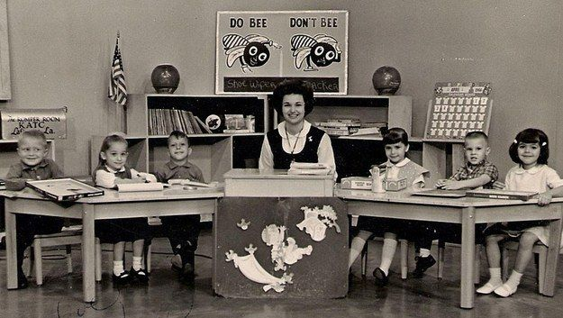 "Romper Room First aired in Baltimore in 1953, Romper Room was one of the earliest regular television programming created for young children. Romper Room was developed by Bert and Nancy Claster, who previously booked variety shows at a local theater. On a set designed like a classroom, Miss Nancy read books and sang songs with children, encouraged young viewers at home to be ""Do-Bees,"" and ended each program by naming children she saw at home in her Magic Mirror."