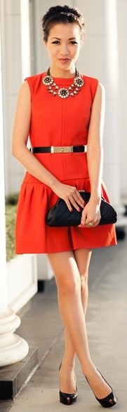 red style ♥✤ | Keep the Glamour | BeStayBeautiful